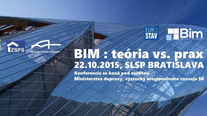 VPU Deco Na Konferencii BIM, 22.1.2015, Bratislava