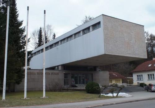 Rekonštrukcia Galérie Ľudovíta Fullu SNG Ružomberok