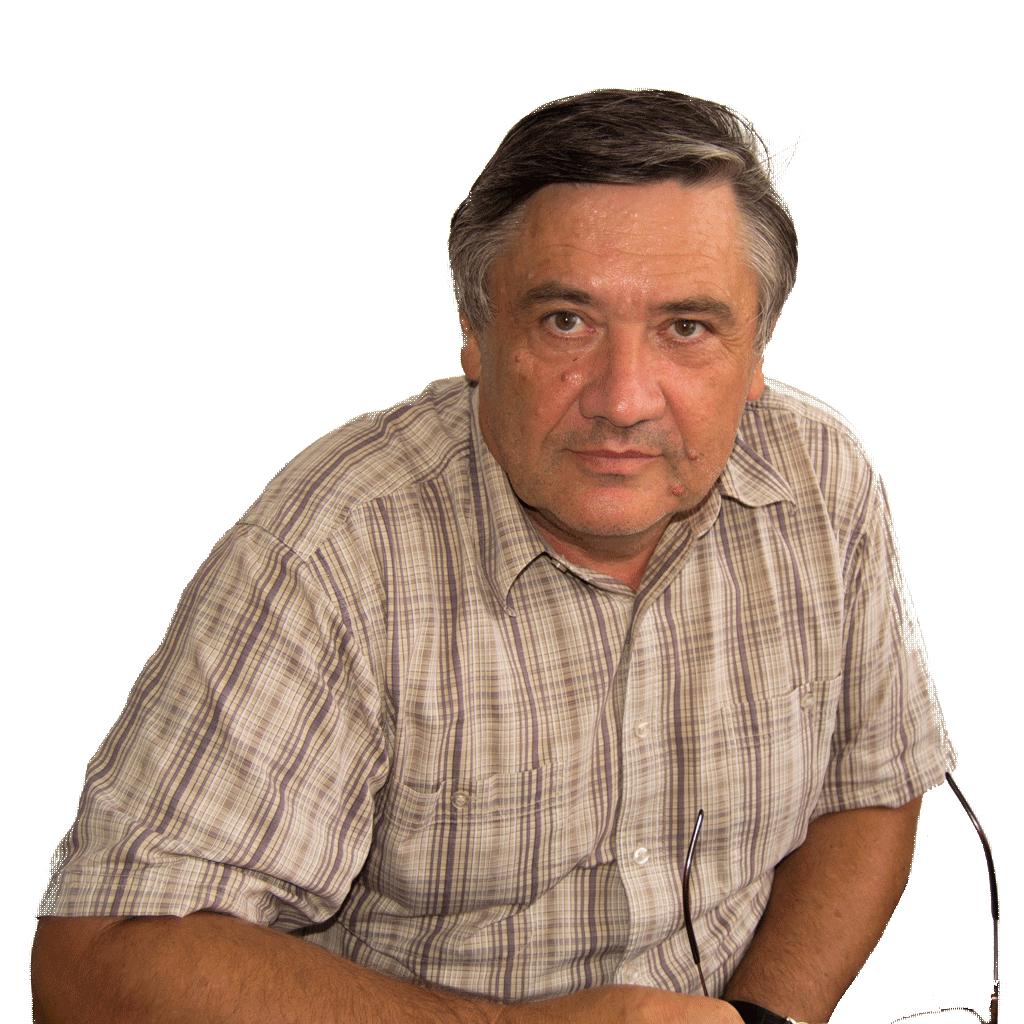 Ing. Arch. Jaroslav Hanúsek
