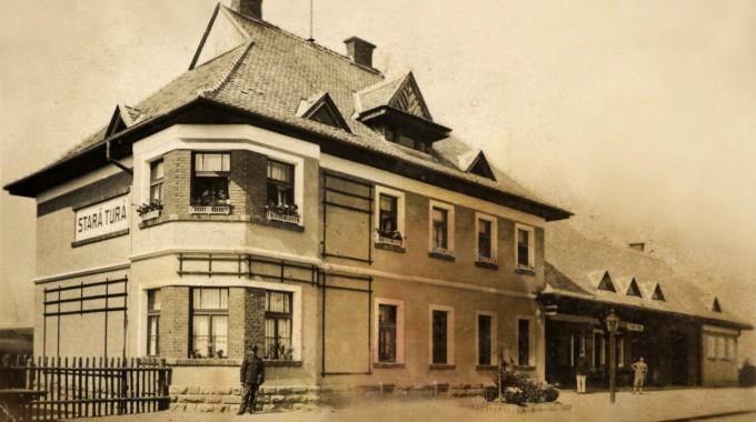 Rekonštrukcia Staničnej Budovy A Priľahlých Objektov V Starej Turej