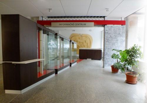 Univerzita Komenského Informačné Centrum