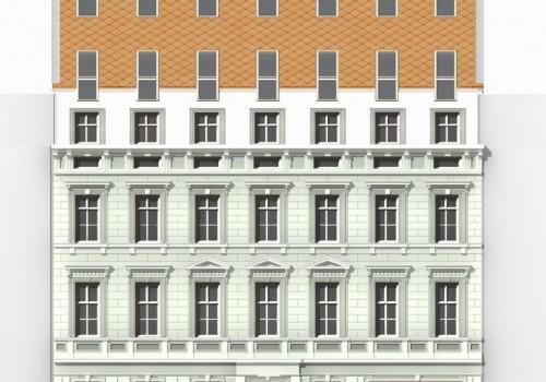Rekonštrukcia Bytového Domu Podjavorinskej