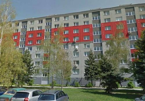 Rekonštrukcia Bytového Domu Sputníková Bratislava