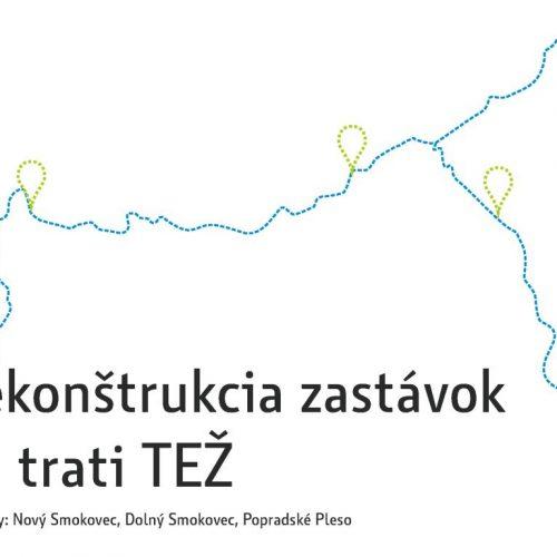 Rekonstrukcia Na Trati TEZ Novy Smokovec 1