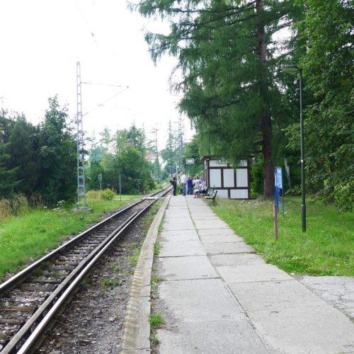 Rekonstrukcia Na Trati TEZ Novy Smokovec 13
