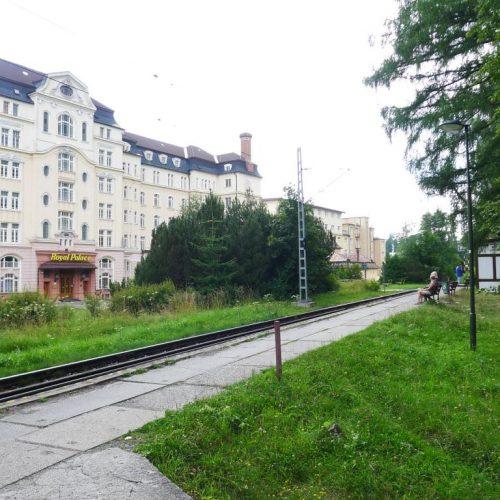Rekonstrukcia Na Trati TEZ Novy Smokovec 14
