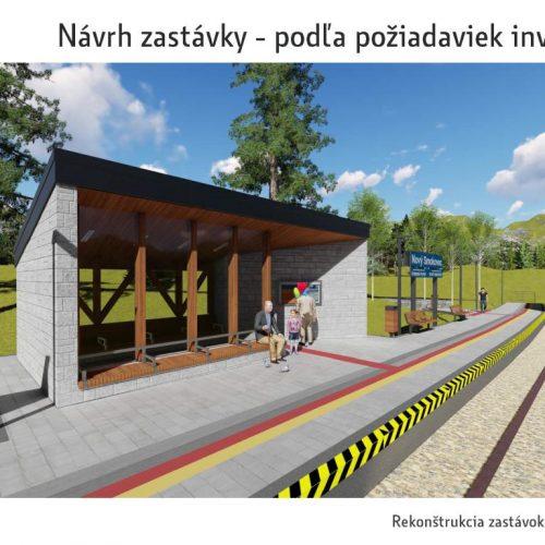 Rekonstrukcia Na Trati TEZ Novy Smokovec 4