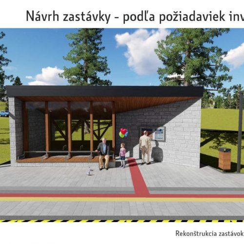 Rekonstrukcia Na Trati TEZ Novy Smokovec 5