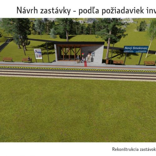 Rekonstrukcia Na Trati TEZ Novy Smokovec 9